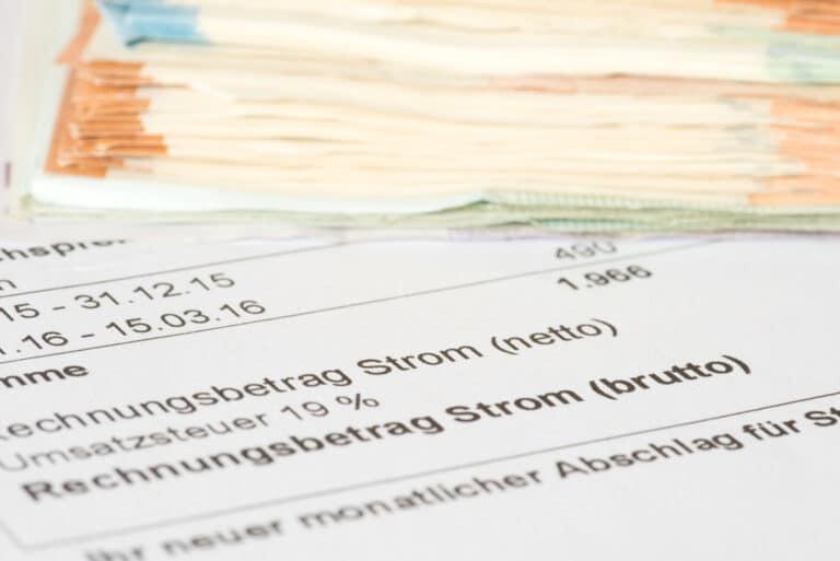 Nebenkostenabrechnung prüfen